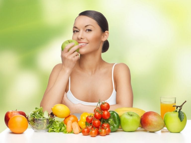 Витаминная диета